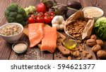 Small photo of healthy food
