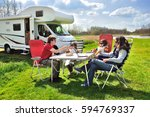 Family Vacation  Rv  Camper ...