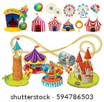 Circus Rides And Tents...