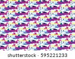 abstract background  with... | Shutterstock .eps vector #595221233
