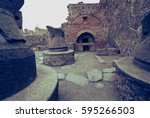 Ancient Bread Ovens In The Cit...