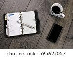 An Image Of A Planner ...
