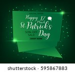 vector illustration of a st.... | Shutterstock .eps vector #595867883