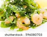 Salad Of Seaweed  Chuka  With...