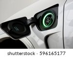 Electric Car Charging On...