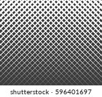 fade square vector. abstract... | Shutterstock .eps vector #596401697