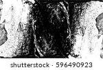 grunge black and white urban... | Shutterstock .eps vector #596490923