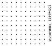 minimalistic geometric seamless ... | Shutterstock .eps vector #596494073