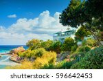 Crete Island  Greece  July 01 ...