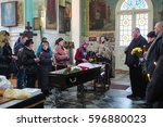 odessa  ukraine march 9  2017 ...   Shutterstock . vector #596880023