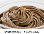 body scrub  scrub texture and... | Shutterstock . vector #596918837