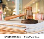 law. | Shutterstock . vector #596928413