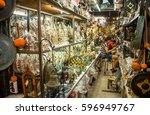 bangkok  thailand   aug 24 ... | Shutterstock . vector #596949767