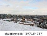 Panorama Of Saratov. View Of...