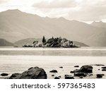 Image Of Lake Wanaka In New...