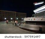 kharkov  ukraine   july 24 ...   Shutterstock . vector #597591497