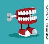 April Fools Day Teeth Practica...