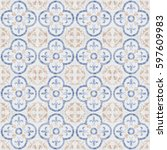 Old Ceramic Tile Wall Patterns...