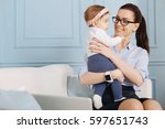 practical experienced...   Shutterstock . vector #597651743