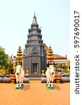 Small photo of Wat Preah Prom Rath in Siem Reap , Cambodia