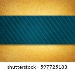 Vintage Gold Paper Background...