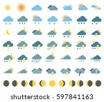 weather icons for weather