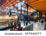 budapest  hungary   11 march ... | Shutterstock . vector #597940577