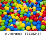 Colorful Rainbow Dragee Balls...