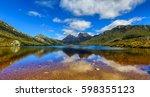 Amazing view of Cradle Mountain! (Tasmania)