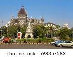 mumbai  india   december 6  ... | Shutterstock . vector #598357583