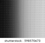 halftone fading  abstract...   Shutterstock . vector #598570673