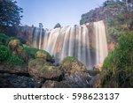 Elephant Falls  Da Lat  Vietnam