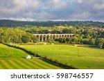 View Of Pontcysyllte Aqueduct...