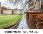 King's College Panoramic View ...