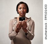 African American Woman With...