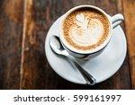 coffee break   Shutterstock . vector #599161997