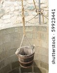An Image Of A Wells Bucket.