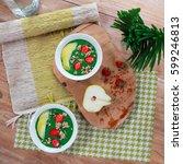 Healthy Vegan Food Concept  Tw...