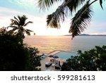 pattaya  thailand   aug 24 ... | Shutterstock . vector #599281613