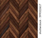 Small photo of Seamless wood pattern texture background, askew wood for wall and floor design