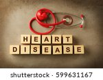 Text Heart Disease Made Of...