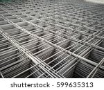 the steel bar is very important ... | Shutterstock . vector #599635313