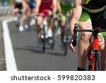 Cycling Competition Cyclist...