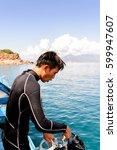nha trang  vietnam   sep 30 ... | Shutterstock . vector #599947607