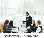 senior manager of the company...   Shutterstock . vector #600027023