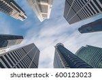 Business Buildings Skyline...