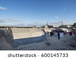suruc  turkey   october 20 ... | Shutterstock . vector #600145733