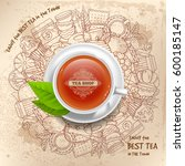 Round Design For Tea Shop In...