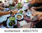 thai food | Shutterstock . vector #600217373
