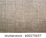 background of canvas fabric | Shutterstock . vector #600275657